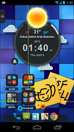 TSF Shell v1.9.9 build 33   ApkLife-Android Apps Games Themes   Android Applications And Games   Scoop.it
