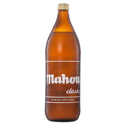 "Mahou resucita ""El Litro"", el icónico envase de la movida madrileña - Marketing Directo 