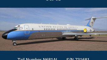Air Force One à vendre, pas cher : 50.000 dollars | Mais n'importe quoi ! | Scoop.it