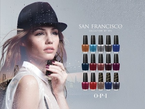 OPI San Francisco Fall/Winter Collection - Babble | Good Fashion Advice | Scoop.it