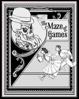 Entering Maze of Games' Victorian-Era Puzzle Adventure | Digital Archeology | Scoop.it