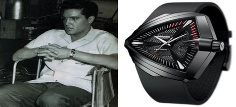 Replica Hamilton Ventura XXL Elvis Anniversary Swiss ETA replica on sale. | Tag heuer watches Replica,fake watches uk | Scoop.it