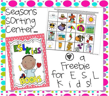Sea of Knowledge: ESL Kids Corner... + Chinese New Year! | ESOL, TESOL, TESL, ESL | Scoop.it