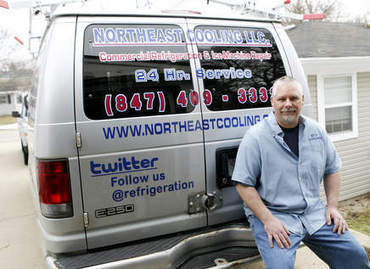 Repairman evolves business through social media - Mundelein Review | Social Capital: Be Nice, Noteable & Networked | Scoop.it