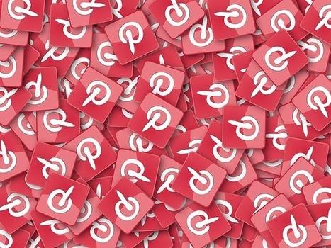3 nouvelles améliorations pour le réseau social Pinterest | Mon Community Management | Scoop.it