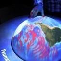 Globe4D | four-dimensional interactive globes | Cabinet de curiosités numériques | Scoop.it
