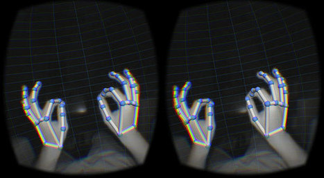Hand interfaces critical - Leap Motion Unleashes Orion | Virtual Reality | TechNewsWorld | Pervasive Entertainment Times | Scoop.it