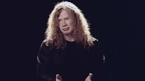 Dave Mustaine Height Dave Mustaine Megadeth Fans '