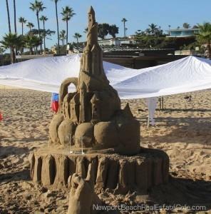 Corona del Mar Annual Sandcastle Contest   Newport Beach Real Estate   Scoop.it