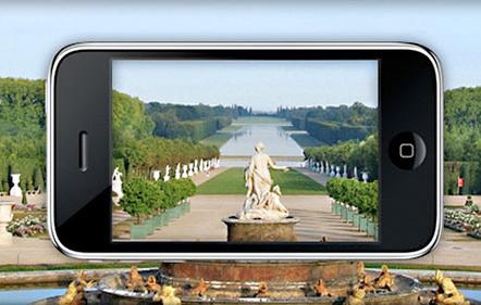 Le Grand Versailles Numérique - Quand les visites bien réelles sont enrichies par le virtuel   Médiation multimédia   Scoop.it