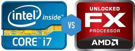 Intel Core i7 4770K vs AMD FX 9590 | The Evolution of Modern Computers | Scoop.it