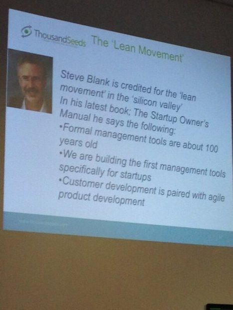 Twitter / liaonet: Roots of lean startup - ... | Connected Management | Scoop.it