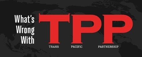Secretive Copyright Negotiations Continue at the 16th Round of TPP Talks | TIC et Tech news | Scoop.it
