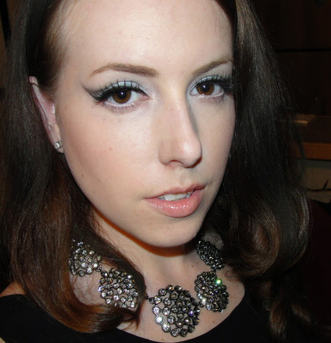 60s Mod Dramatic Wing Makeup Tutorial - Meaghan-Antoinette Shops   Makeup World   Scoop.it