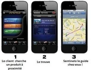 Sentinelo mise sur le multicanal | Mobile & Magasins | Scoop.it