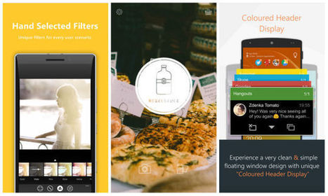 Our Favorite Android, iOS, and Windows Phone Apps of the Week - Gizmodo | platformen voor tablets | Scoop.it