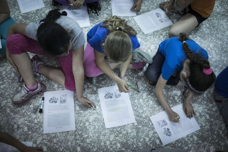 Spanish-Language Camp In L.A. Looks To Preserve The Family Language – Diving Into It   Spanish in the United States   Scoop.it