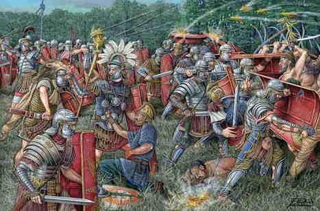 Batalla de Tapae, la gran victoria de Trajano | LVDVS CHIRONIS 3.0 | Scoop.it