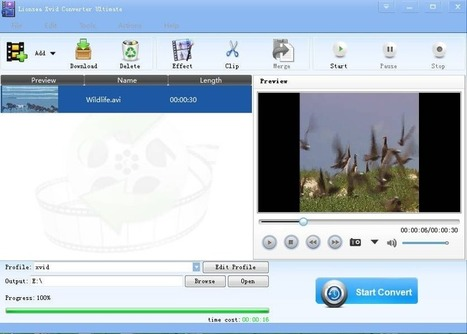 Convert Xvid to DVD with a Xvid Converter | Video Converters For Mac | Scoop.it