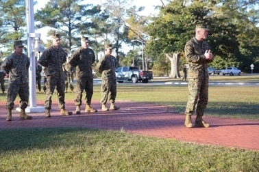 Purple Heart awarded to AAbn Marine - Jacksonville Daily News   Military   Scoop.it
