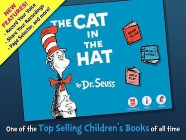 Price Drops: Big Sale on Dr. Seuss iPad Apps & Games this Week | Technology in the Classroom; 1:1 Laptops & iPads & MORE | Scoop.it