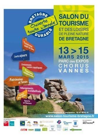 Salon du tourisme durable et des loisirs de pleine nature de Bretagne | Voyager autrement | Scoop.it