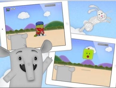 iPad-appar i skolans värld: Memory train | It-teknik i skolan | Scoop.it