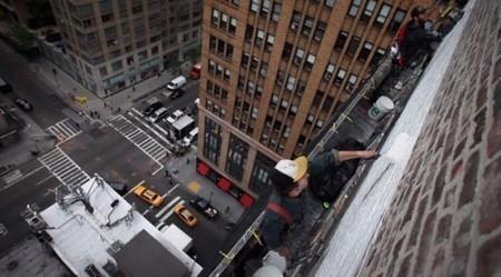 Fresque géante pour Amstel Light à New york | Campaigning | Scoop.it