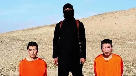 Deze twee Japanners dreigen te worden onthoofd | Islamitische Staat | Nieuws | Scoop.it