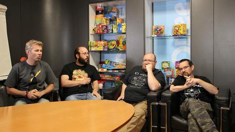 Interview - Croc & Jeff (Raise Dead Editions) - Rôliste TV | Jeux de Rôle | Scoop.it