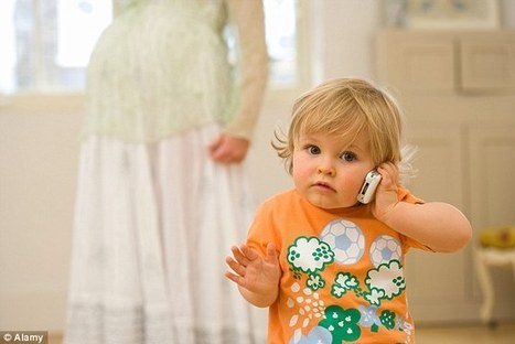 Toddlers can tell when their parents are angry at just 15 months old | Kickin' Kickers | Scoop.it