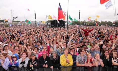 NEWS: Glastonbury announces Emerging Talent Competition for unsigned artists   Emerging Artists & New Collectors   Scoop.it