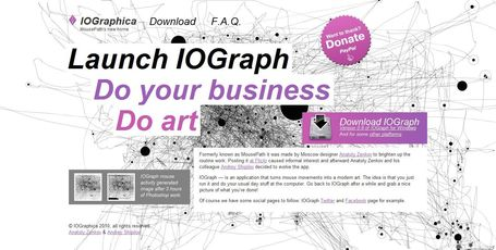 IOGraphica — MousePath's new home | formation 2.0 | Scoop.it