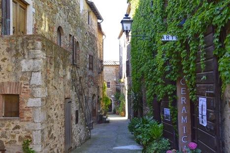 Montemerano, the undiscovered Tuscany   Italia Mia   Scoop.it