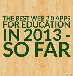 The Best Web 2.0 Applications For Education In 2013 – thanks to Larry Ferlazzo | iGeneration - 21st Century Education | Scoop.it
