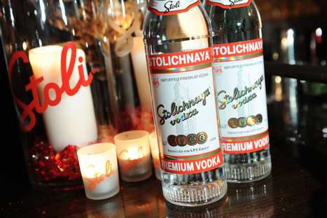 Russian Vodka (Made In Latvia) And Other 'National' Products : NPR | Mrs. Watson's Class | Scoop.it
