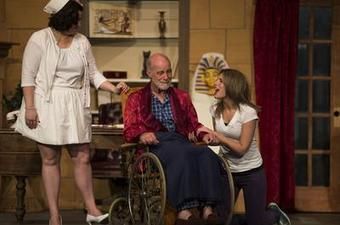 Mummies and mystery, courtesy of Encore Theatre | OffStage | Scoop.it