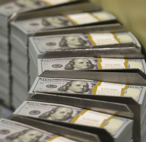 Russian lawmaker wants to outlaw U.S. dollar, calls it a Ponzi scheme | Not The News | Scoop.it