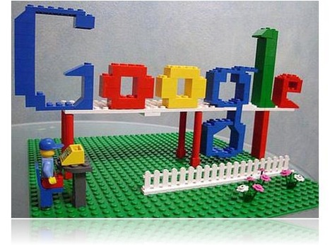 The Learning Power of LEGO| The Committed Sardine | 21st Century Information Fluency | Scoop.it