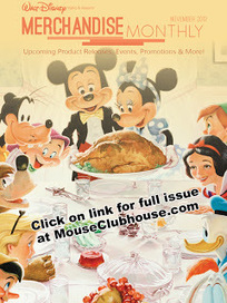 Newest Disneyland / Disney World Merchandise mag | A little bit Disney | Scoop.it
