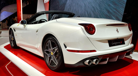 Top 5 supercars of the 2014 Geneva motor show | Automobiles | Scoop.it