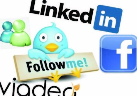 TPE, PME : sur quels réseaux sociaux être présent ? | Europages | Les impacts du web 2.0 sur l'entreprise | Scoop.it