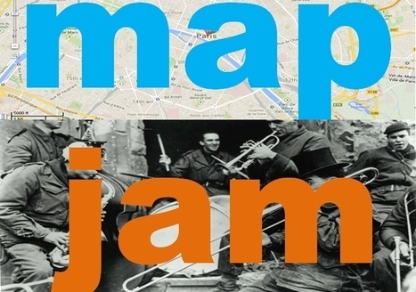 Host a Sharing Cities Map Jam in Your City | Peer2Politics | Scoop.it