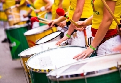 Samba drums banned for 2014 World Cup Brazil (PHOTO) - Information-Analytic Agency NEWS.am | World Cup 2014: Build up | Scoop.it