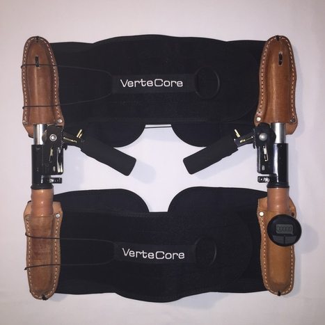 VerteCore Lift™ Offers Chiropractors a Peer-Reviewed Spine Decompression Medical Device They Can Prescribe to Treat Herniated Discs, Degenerative Disc Disease, Scoliosis, Sciatica and Back Pain | Crowdfunding PR Campaigns | Scoop.it