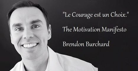 "Brendon Burchard et son ""Motivation Manifesto"" 
