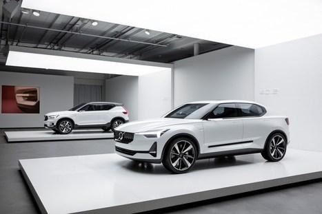 Volvo dévoile sa future Série 40   Volvo Concept   Scoop.it
