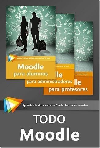 Curso TODO Moodle 2012 - Video2Brain : Libros y Tutoriales | Maps1942 | Scoop.it