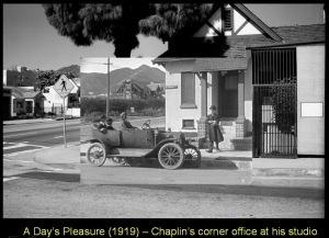 Chaplin's Studio PayDay | the Gonzo Trap | Scoop.it