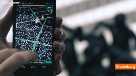 Google Launches Global 'Augmented Reality' Game: Video | MediAlternative | Scoop.it